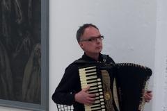 Andreas Hermeyer in der Galerie Laing